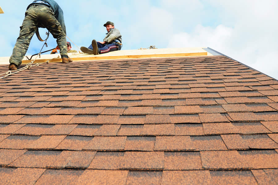 Roofing Installation in Ann Arbor Michigan