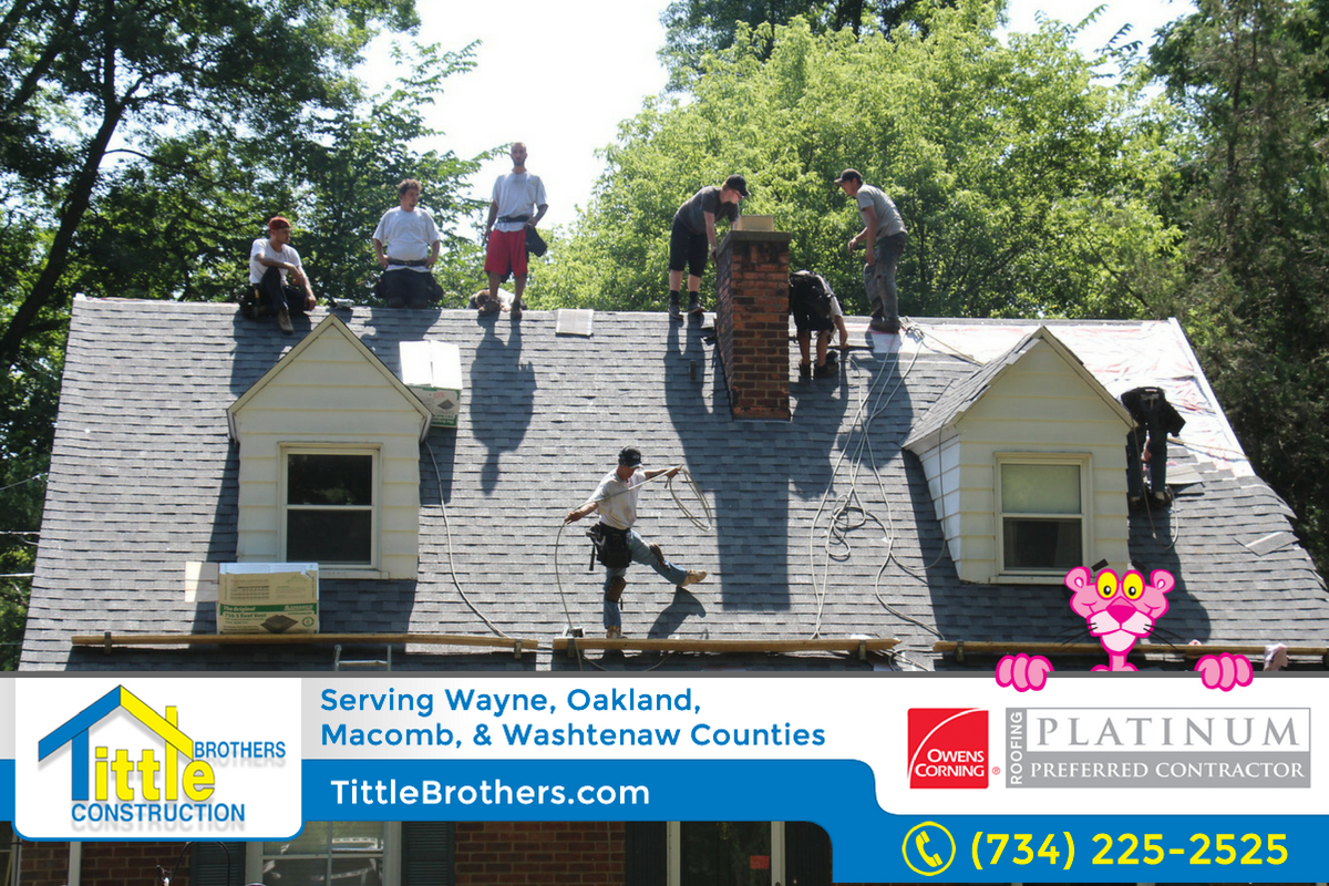 Attempting a Roofing Project in Canton Michigan Yourself is a Bad Idea Heres Why