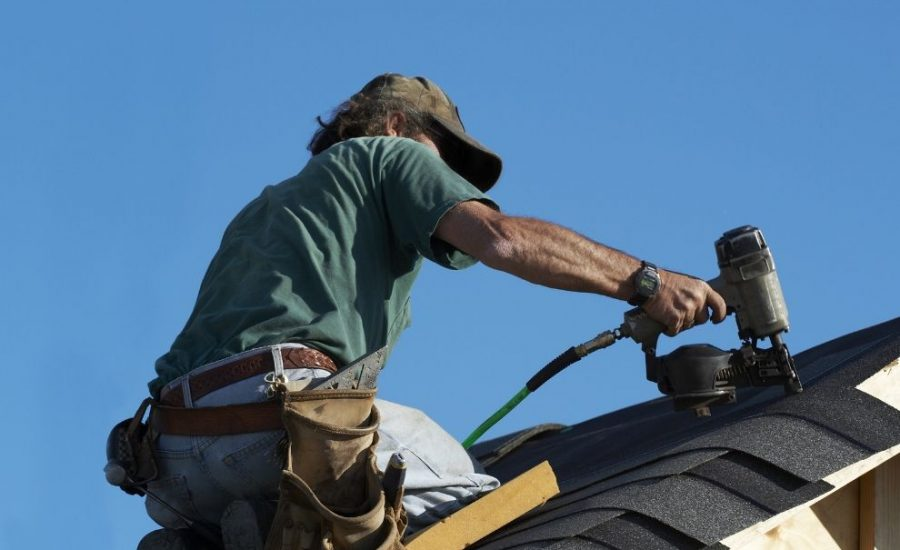 Ann Arbor Michigan Roof Install
