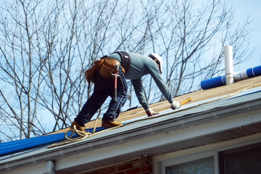 Roof Repair in Ann Arbor MI