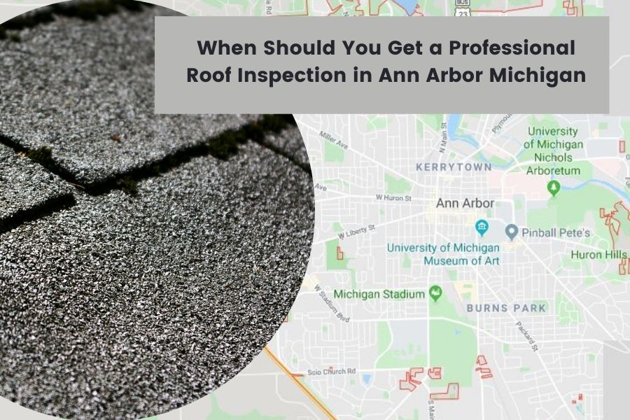 Roofer Ann Arbor MI