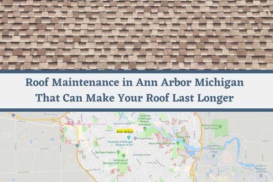 Roofing Ann Arbor Michigan