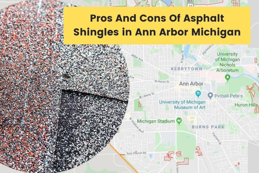 Asphalt Shingles Ann Arbor MI