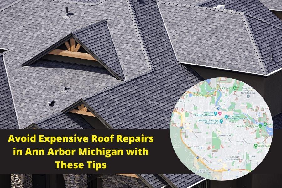 Ann Arbor Roofing Repairs
